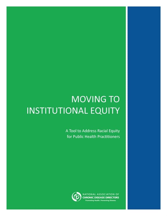 Moving to Institutional Equity