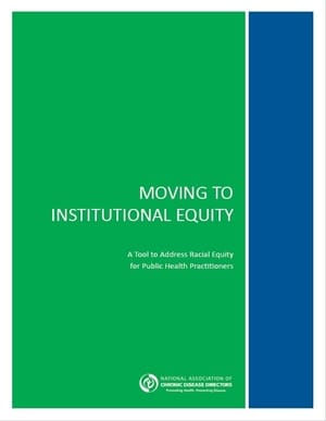 The coversheet preview of the pdf Moving to Institutional Equity